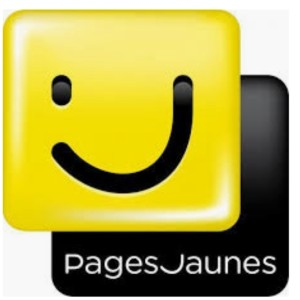 Screenshot Pages jaunes