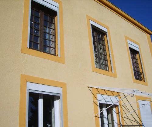 07/07/2010 1000 teintes orange peinture facade acrylique hydrofuge étanchéité nantes entreprise david renovation tous droits réservés