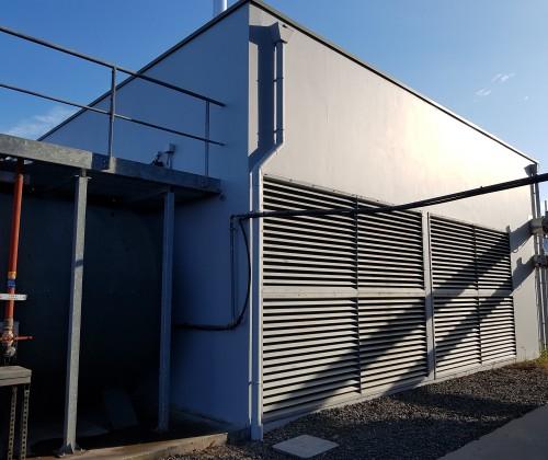 15/12/2016 peinture acrylique hydrofuge étanchéité gris béton saint philbert particulier et professionnel hangar entreprise david renovation tous droits réservés