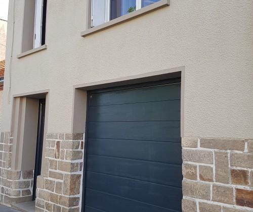 01/04/2017 peinture acrylique hydrofuge étanchéité facade maison beige nantes entreprise david renovation tous droits réservés