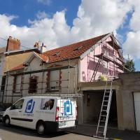 isolation thermique extérieur enduit nantes centre polystyrène entreprise david rénovation immobilière tous droits réservés