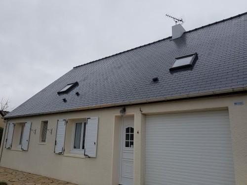 toiture ardoises fibro peinture renovation