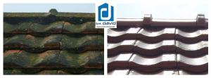 hydrofuge toiture renovation vernis peinture